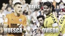 Previa SD Huesca - Real Oviedo: recuperar sensaciones