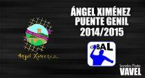 Ángel Ximénez Puente Genil 2014/15