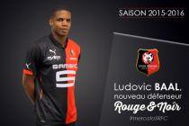 Ludovic Baal, nuevo jugador del Rennes