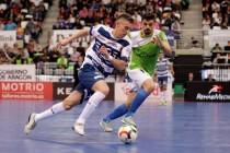 Palma Futsal se divierte en Zaragoza
