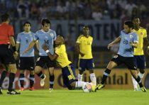 Uruguay - Colombia