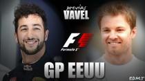 Descubre el Gran Premio de Los Estados Unidos de Fórmula Uno 2016