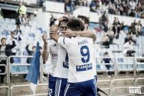 Fotos e imágenes del Real Zaragoza 2-1 Almería, jornada 12 de Segunda División