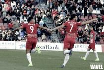 Fotos e imágenes del Almería 3-1 Alcorcón, jornada 31 de Segunda División