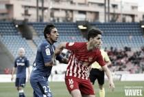 Fotos e imágenes del Almería 0-1 Getafe, jornada 20 de Segunda División