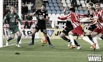 Fotos e imágenes del Almería 0-2 Lugo, jornada 25 de la Liga Adelante