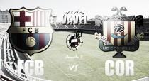 Previa Barcelona B - Cornellà: mantenerse en la cima