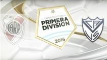 River Plate vs Vélez en vivo online por el Torneo de Transición 2016
