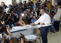 """Tsipras: """"La democracia vencerá al miedo"""""""