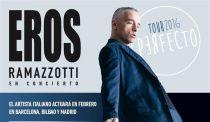 Eros Ramazzotti vuelve a España