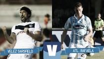 Vélez Sarsfield vs Atlético Rafaela en vivo online por el Torneo de Primera División (2-0)