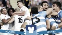 Los Pumas Argentina vs Inglaterra EN VIVO online 2016