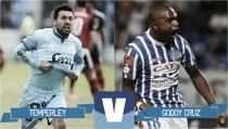 Temperley vs Godoy Cruz en vivo online por el Torneo de Primera División (0-0)