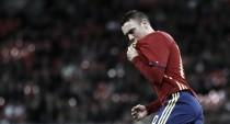 Iago Aspas, elegido como mejor jugador del Inglaterra-España