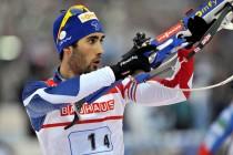 Biathlon - Strepitoso Martin Fourcade a Nove Mesto