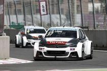 López vuelve a ser el más rápido por delante de Loeb y Bennani