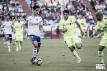 """Fran Rodríguez: """"Nos vamos con muy buenas sensaciones de este partido"""""""