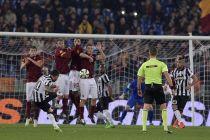 La Juventus reste à 9 points de la Roma