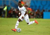 Les buts de Ghana - Guinée