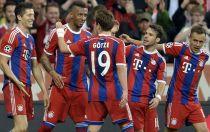 Les buts de Bayern - FC Porto