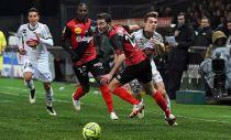 Les buts de Guingamp - Lorient