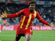 Ghana - Algerie, le but de Asamoah