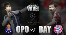 Live Ligue des Champions: FC Porto - Bayern Munich en direct commenté