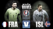 France vs Iceland Preview: Hosts looking to make last four against giant killers Iceland