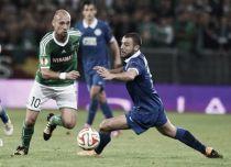 Saint-Etienne dit au revoir à l'Europa League