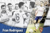 Real Zaragoza 2016/2017: Fran Rodríguez