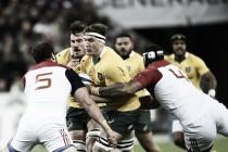 Australia asalta el Stade de France