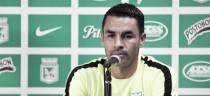"""Francisco Nájera: """"Agradezco la oportunidad que me da el entrenador"""""""