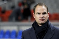 Frank de Boer deja de ser entrenador del Ajax