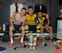 Boost for Arsenal as Koscielny, Giroud and Coquelin all sign new deals