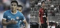 Frente a frente: Ángel Mena vs Matías Alustiza