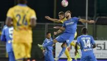 Empoli - Frosinone in diretta, Live Serie A 2015/2016