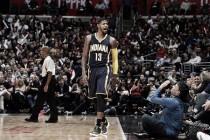 Los Pacers, pendientes de la recuperación de Paul George