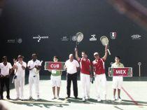 Oro para México en frontón varonil y femenil