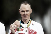 Rio 2016: Froome grabs bronze as Pooley suffers in Time Trial