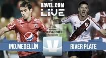 Resultado y goles del Medellín 1-3 River Plate en Copa Libertadores 2017