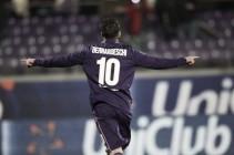 Coppa Italia - Berna-goal e quarti di finale: ma la Fiorentina è in difficoltà
