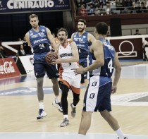 El RETAbet Gipuzkoa Basket no levanta cabeza