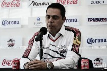 Miguel Fuentes espera poder conformar un plantel competitivo