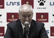 """Marc Carmona: """"El partido se nos ha puesto cuesta arriba desde el primer minuto"""""""