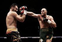 Confirmed: Klitschko vs Fury