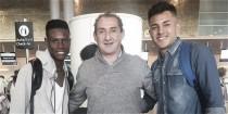 Dos juveniles de Millonarios a intercambio a Francia