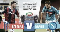 Bologna 3-2 Napoli: As it happened