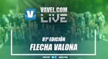 Resultado Flecha Valona 2017: Alejandro Valverde conquista su quinta Flecha Valona
