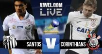 Resultado Santos x Corinthians no Campeonato Brasileiro 2016 (2-1)