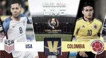 Resultado Colombia vs Estados Unidos en tercer puesto de Copa América Centenario (0-1)